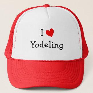 I Love Yodeling Hat