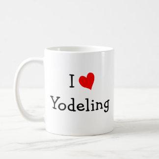I Love Yodeling Mug