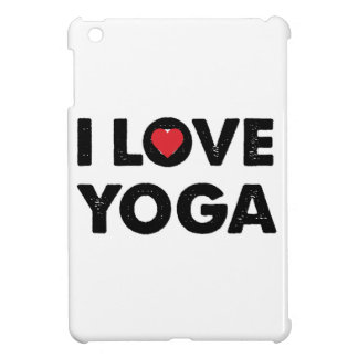 I love yoga iPad mini covers