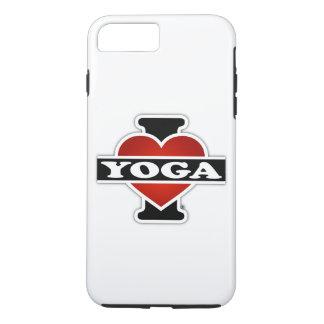 I Love Yoga iPhone 7 Plus Case