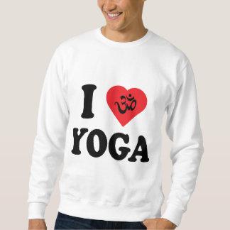 I Love Yoga Men's T-Shirts