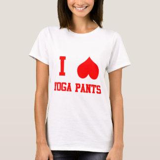 I Love Yoga Pants T-Shirt