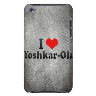 I Love Yoshkar-Ola Russia iPod Touch Cases