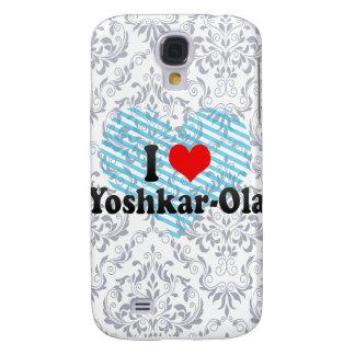 I Love Yoshkar-Ola Russia Galaxy S4 Cover