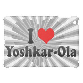 I Love Yoshkar-Ola Russia iPad Mini Case