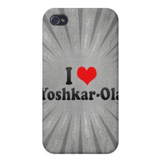 I Love Yoshkar-Ola Russia Case For iPhone 4