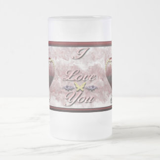 I Love You-1 Coffee Mugs