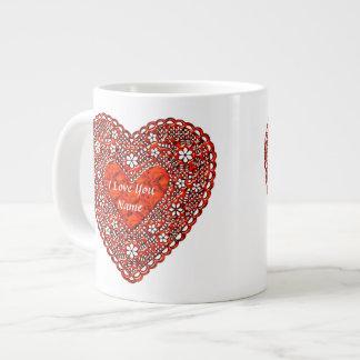 I Love You 1 Mug