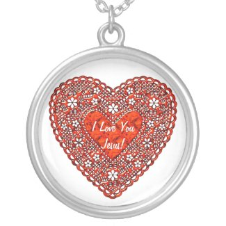I Love You 1A Necklace