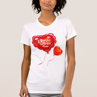 I Love You 2 Shirt