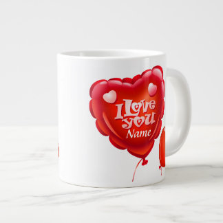 I Love You 2A Mug