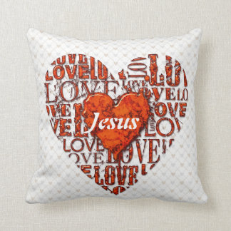 I Love You 6 Pillow