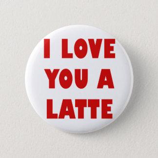 I Love You a Latte Button