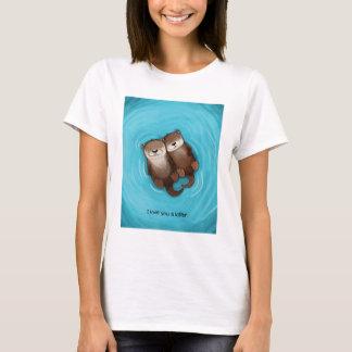 I Love You a Lotter Apparel T-Shirt