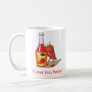 I Love You Baby! Classic White Coffee Mug