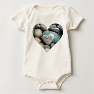 I Love You Baby Clothes Baby Bodysuit