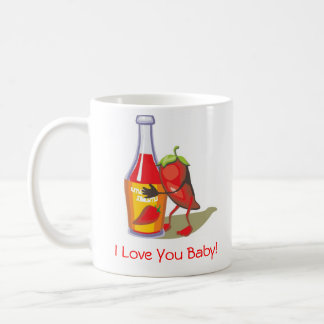 I Love You Baby! Coffee Mug