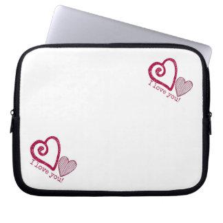 I love you Bag Laptop Sleeves