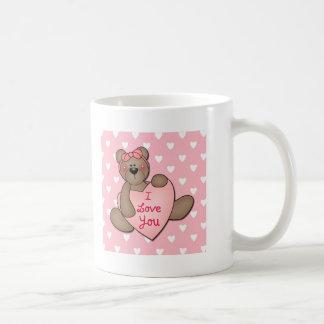I Love You Bear Mug