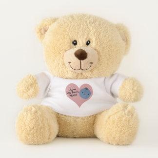 I Love You Berry Much Teddy Bear