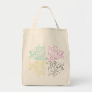 I Love You Beyond All Reason Canvas Bags