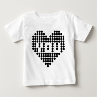I love you (black) baby T-Shirt