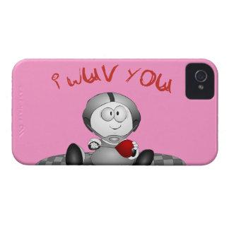 I Love You Blackberry Bold Case