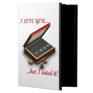 I love you, but I eated it! Powis iPad Air 2 Case