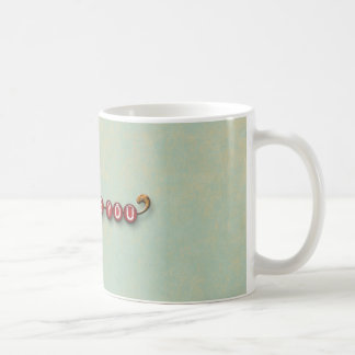I love you Buttons Coffee Mug