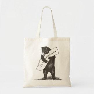 I Love You California Budget Tote Bag