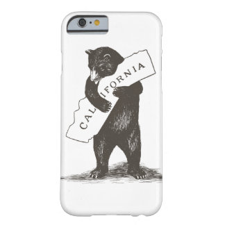 I Love You California Barely There iPhone 6 Case