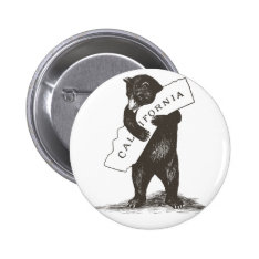 I Love You California Button at Zazzle