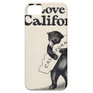 I Love You California iPhone 5 case