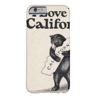 I Love You California iPhone 5 case iPhone 6 Case