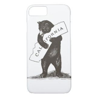 I Love You California iPhone 7 Case