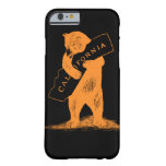 I Love You California--Orange and Black Barely There iPhone 6 Case