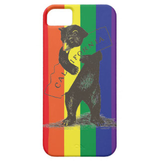 I Love You California--Rainbow iPhone SE/5/5s Case