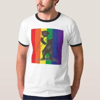 I Love You California--Rainbow T-Shirt