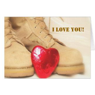 I love you! card