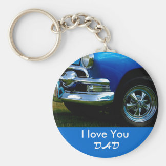 I love You Dad Key Chain