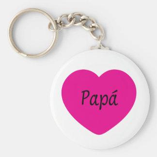 I Love You, Dad Keychain
