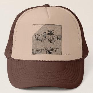 i love you daddy trucker hat