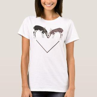 I Love You Deer T-Shirt