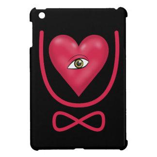 I love you forever Eye heart U eternity iPad Mini Case