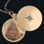 """I love you Grandma Gold Finish Necklace<br><div class=""""desc"""">A beautiful locket for that special someone.</div>"""
