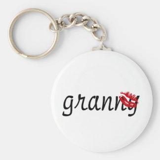 I Love You, Grandma Keychain