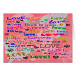 i love you greeting greeting cards