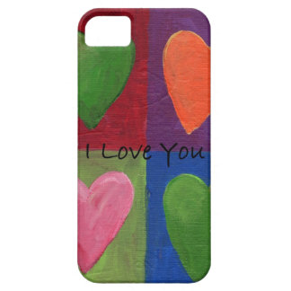 I love You  Hearts iPhone 5 Covers