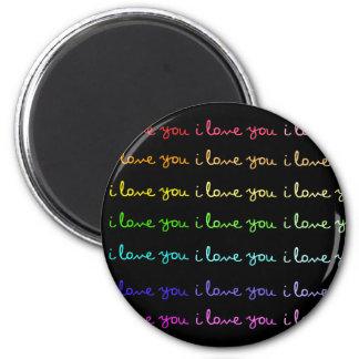 i love you i love you i love you magnet