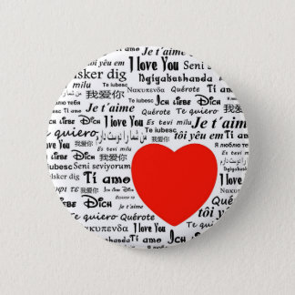I love you in different languages button